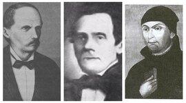 Trayectoria de los primeros rectores de la Universidad de El Salvador timeline