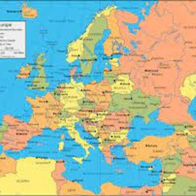In Between the Wars: Europe timeline