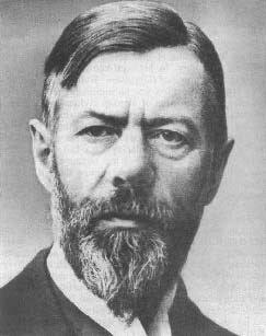 Max Weber Modernización.