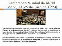Conferencia Mundial sobre Derechos Humanos de Viena