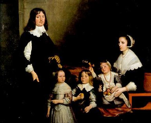 Kleding 17e eeuw