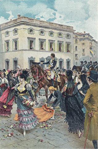 Regreso de Fernando VII