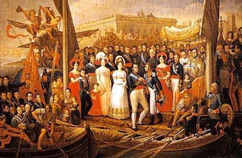 Capitulación de Cádiz y liberación de Fernando VII