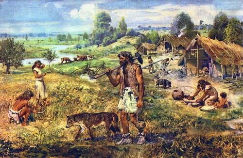 1st Homo sapiens: 23:59