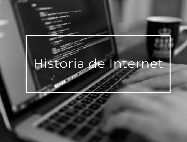 1969 nacimiento del internet