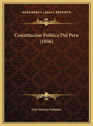 Constitución (1856)