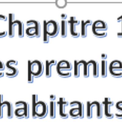 Histoire du Québec et du Canada 1608-1840 (Partie 1) timeline