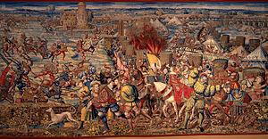 Batalla de Pavia: España derrota a Francia