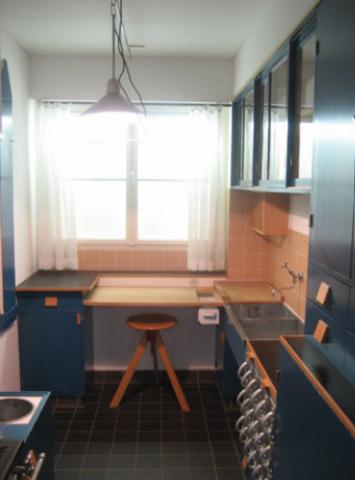 Las assembled kitchen de Catherine Beecher