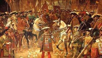 Revuelta de las Germanías en Valencia y Mallorca