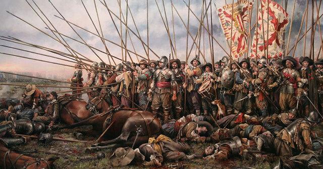 Tregua de la guerra de Flandes
