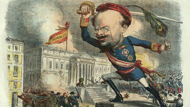 Golpe de Estado del general Pavia