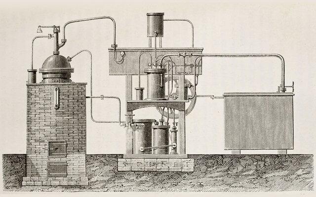 4. El sistema de refrigeración moderno (1748)