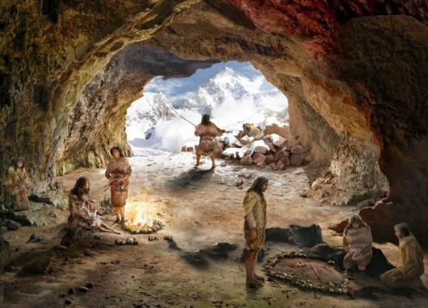 Extinción de los Neandertales