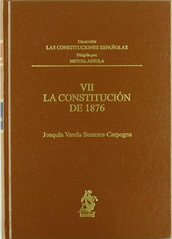Constitución del 1876