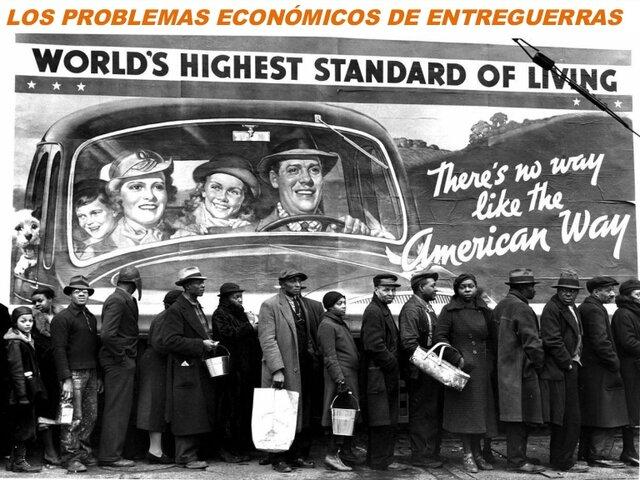 Relanzamiento de las economías britanica, francesa, estadounidense, alemana y japonesa  (G.D)