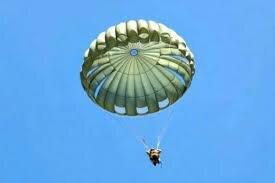 6. El paracaidas (1783)