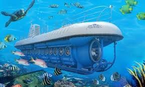 El submarino o sumergible