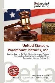 United States vs Paramount
