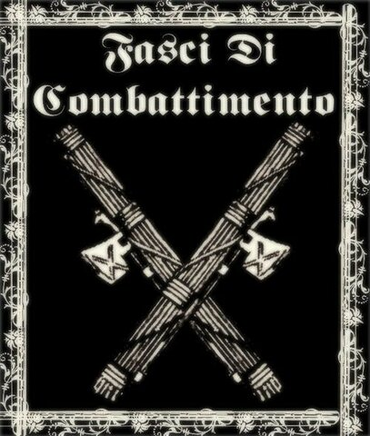 Mussolini funda los Fascios de Combate  (Fas.)