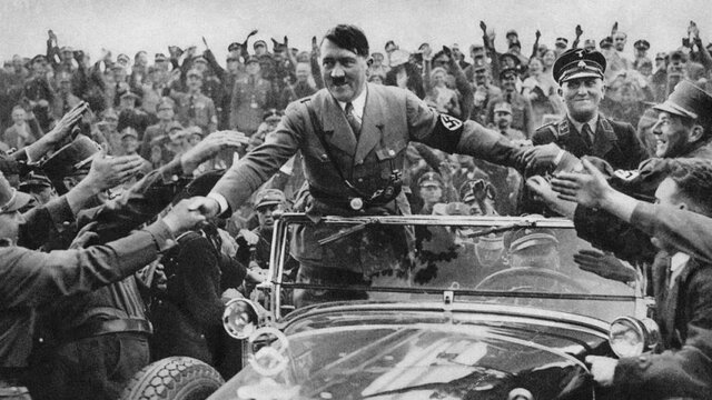Hitler, jefe del NSDAP  (Fas.)