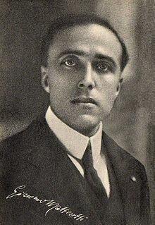 Asesinato de Matteotti en Italia  (Fas.)