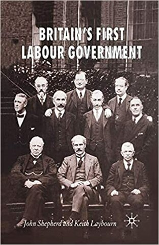 The first Labour government was created