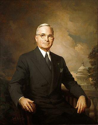 Doctrina Truman (soporte a los anticomunistas a todo el mundo)