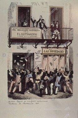 Manifiesto de Manzanares (1854)