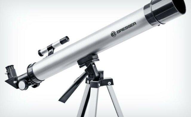 8. El telescopio (1609)