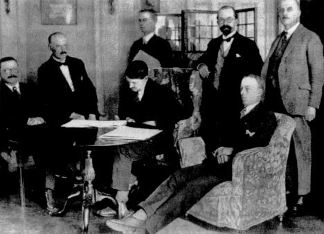 The Anglo-Irish Treaty