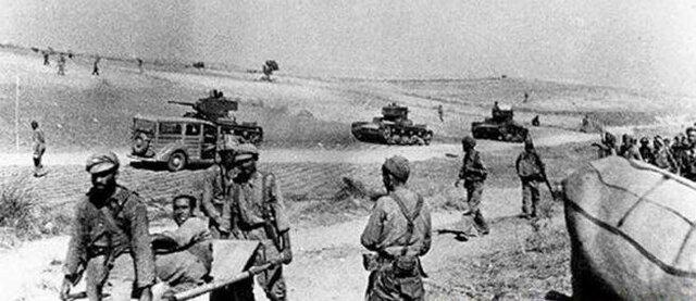 Batalla de Brunete (5 al 25 de julio)
