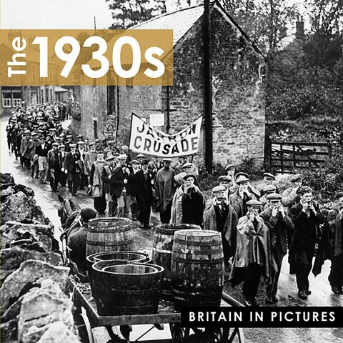 the 1930s - the British economy started to recover