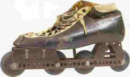 Oficializacion de los primeros patines para ser sacados al mercado