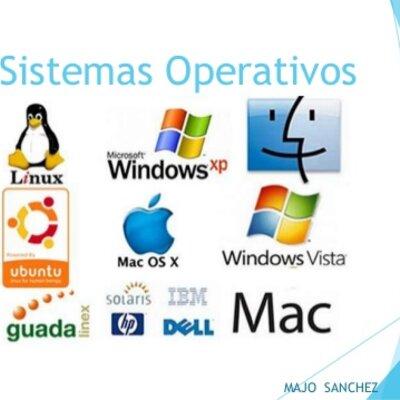 Linea del tiempo de los sistemas operativos timeline