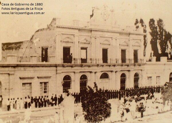 Fundacion de La Rioja