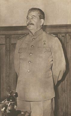 Joseph Stalin declaró