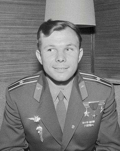 Vuelo orbital de Yuri Gagarin