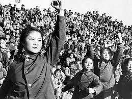Inicio de la revolución cultural China.
