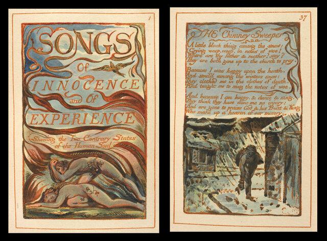 """Blake - """"Songs of innocence"""""""