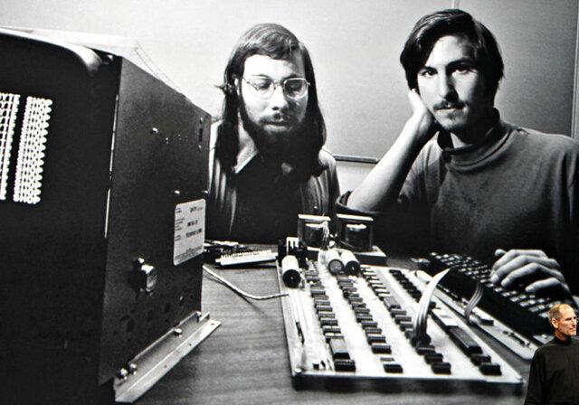 Jobs y Wozniak fundaron Apple