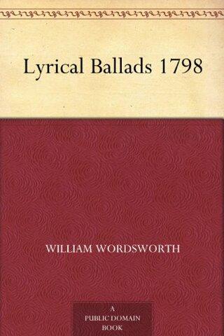 Wordsworth - The Lyrical Ballads