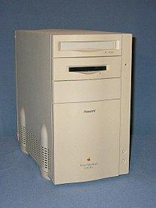 El primer Power Mac Ship