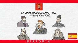 La Dinastía de los Habsburgo (los Austrias)  timeline