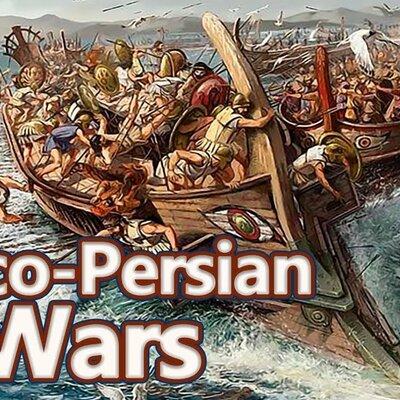 Persian Wars timeline