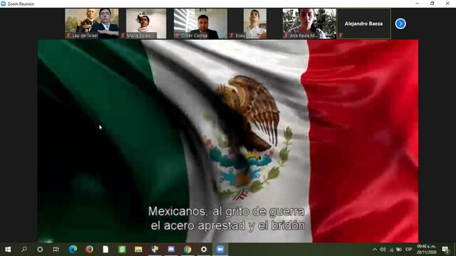 Virtual independence of Mexico
