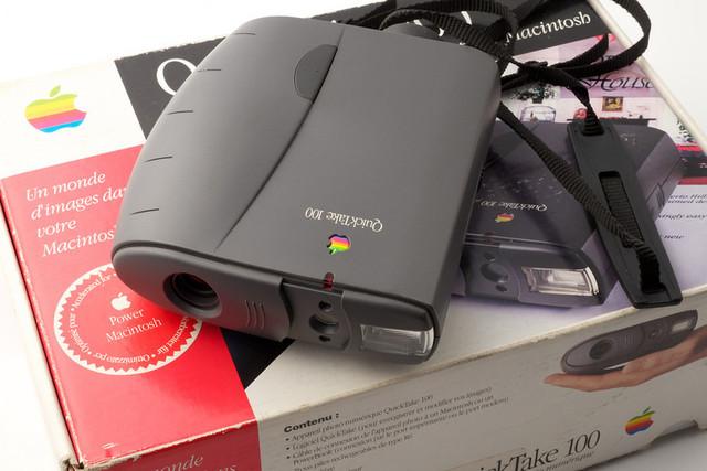 the first digital camera