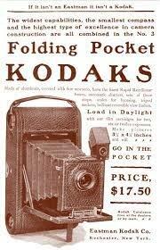 1900 the Eastman Kodak company