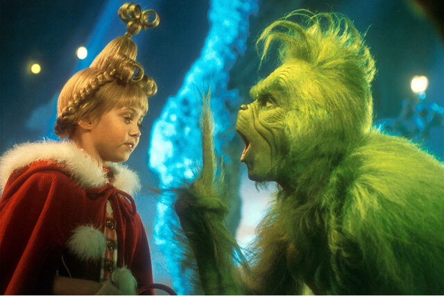 2000 The Grinch