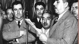 Reconstrucción Nacional (1946-1973) By Olga Lidia Ramirez L. timeline